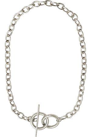 LOREN STEWART Anais Necklace in Metallic