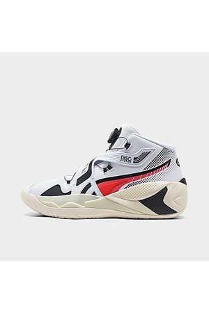 PUMA DISC Rebirth Basketball Shoes in / Size 8.0 Leather/Knit