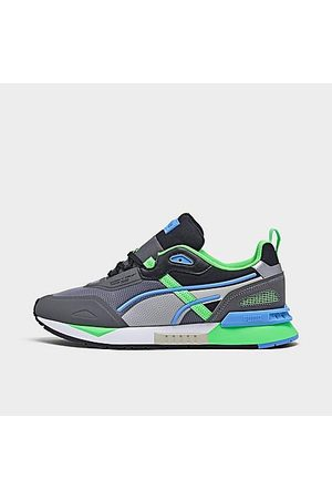 PUMA Men's Mirage Tech Casual Shoes in Grey/Castlerock Size 7.5