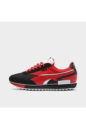 PUMA Men's Future Rider Play On Casual Shoes in / /Raider Size 7.5 Leather/Suede