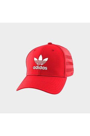 adidas Men Hats - Originals Beacon II Snapback Hat in /Scarlet