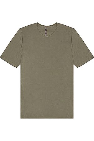 Veilance Frame Shirt in Green