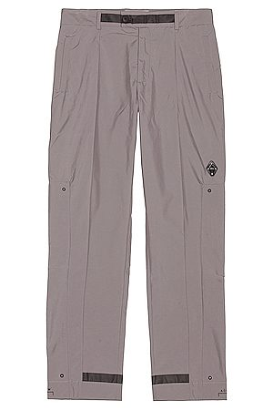 A-cold-wall* Men Sweatpants - Essential Technical Pants in Grey