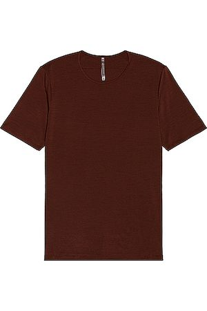Veilance Frame Shirt in Red