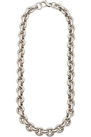 LOREN STEWART Euclid Necklace in Metallic