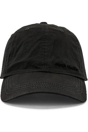 Acne Studios Carily Cap in Charcoal