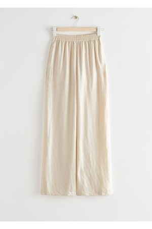 & OTHER STORIES Relaxed Drawstring Trousers