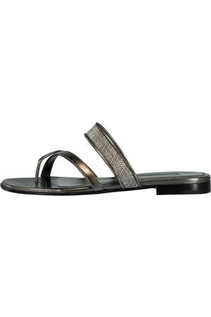 Manolo Blahnik Women Flat Shoes - Solidus Flat
