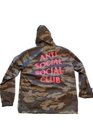 ANTI SOCIAL SOCIAL CLUB Synthetic Jackets