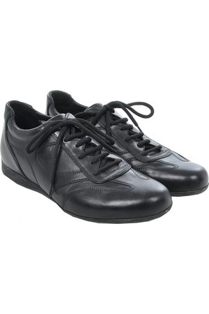 Bally Leather Trainers