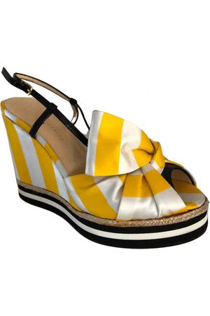 GIANNICO \N Cloth Sandals for Women