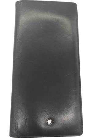 Mont Blanc Men Wallets - Leather Small Bags\, Wallets & Cases