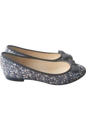 Dior Women Ballerinas - \N Glitter Ballet flats for Women