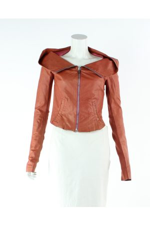 Rick Owens Women Leather Jackets - \N Leather Jacket for Women