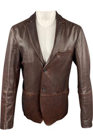 Jil Sander \N Leather Jacket for Men