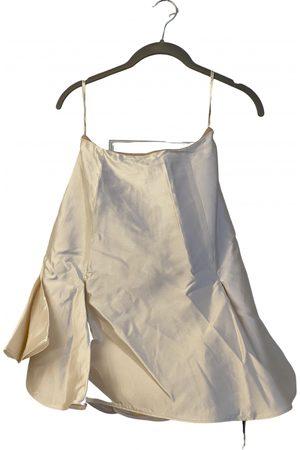 MARIA LUCIA HOHAN Women Skirts - \N Silk Skirt for Women