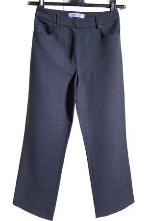 Max Mara Atelier wool straight pants