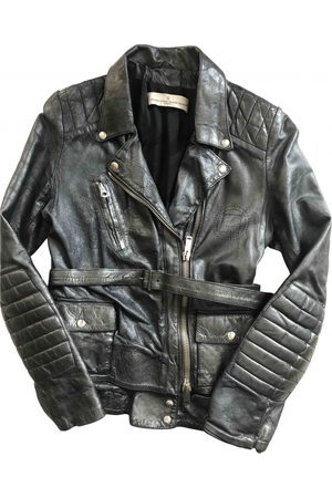 Golden Goose Women Leather Jackets - \N Leather Leather Jacket for Women