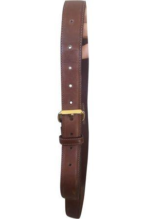 Cerruti 1881 Women Belts - \N Leather Belt for Women