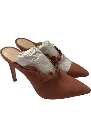 Loeffler Randall \N Suede Mules & Clogs for Women