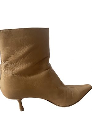 Jimmy Choo \N Leather Ankle boots for Women