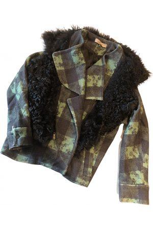 PREEN Wool Coats
