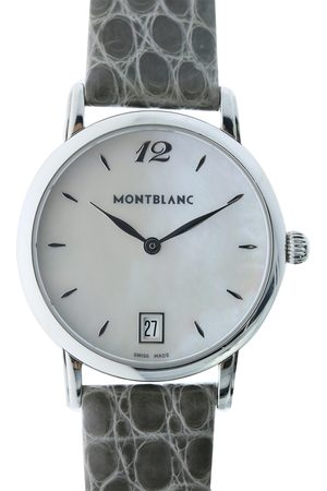 Mont Blanc Women Watches - \N Steel Watch for Women