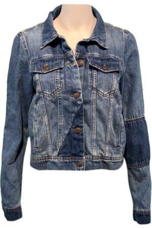 Free People VINTAGE \N Denim - Jeans Jacket for Women