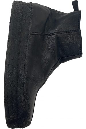 Kenzo Men Boots - Leather boots