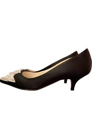 DELPOZO Women High Heels - \N Leather Heels for Women