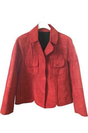Longchamp Leather Jackets