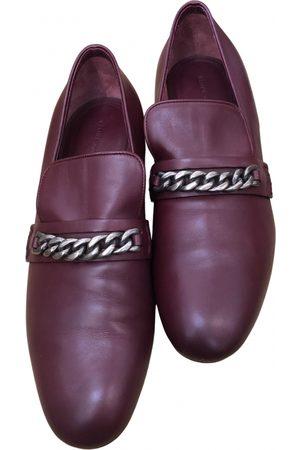 Céline \N Leather Ballet flats for Women