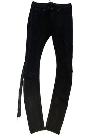 Unravel Project \N Cotton Trousers for Men
