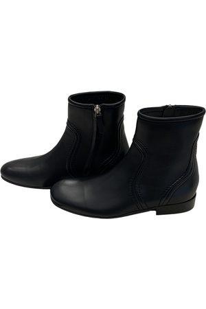 VALENTINO GARAVANI \N Leather Boots for Men