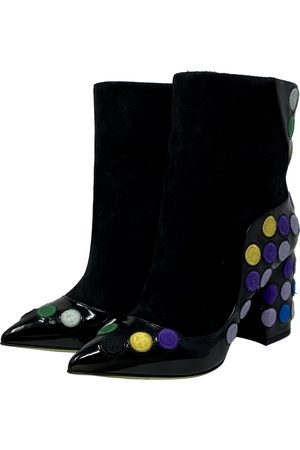 GIANNICO \N Leather Ankle boots for Women