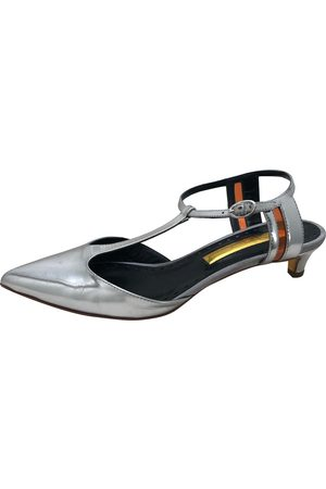 Rupert Sanderson \N Leather Mules & Clogs for Women