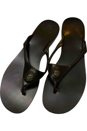VALENTINO GARAVANI \N Leather Sandals for Women