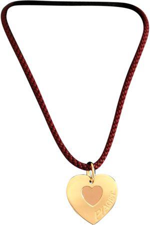 PIAGET VINTAGE Coeur gold Necklace for Women