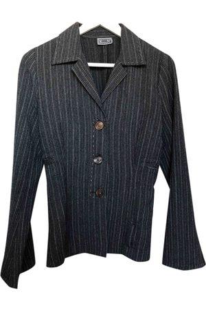 KRISTENSEN DU NORD Wool short vest