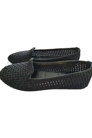 Moncler \N Leather Ballet flats for Women