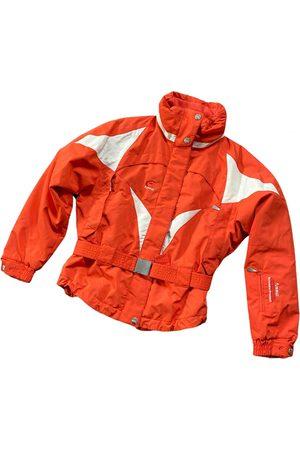 Fusalp VINTAGE \N Leather Jacket for Women