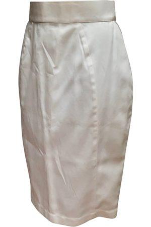Thierry Mugler Women Skirts - VINTAGE \N Cotton Skirt for Women