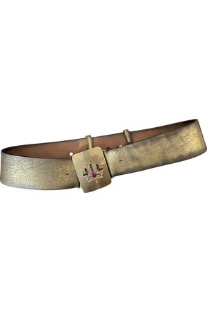 Ralph Lauren VINTAGE \N Leather Belt for Women