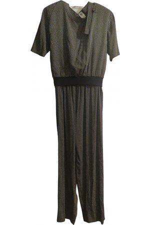 Emanuel Ungaro VINTAGE \N Silk Jumpsuit for Women
