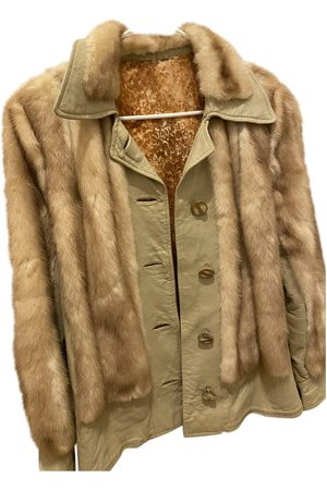 Understated Leather Mink Leather Jackets