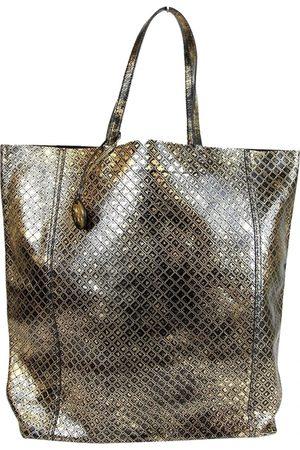 Bottega Veneta \N Leather Handbag for Women