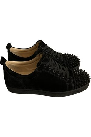 Christian Louboutin Men Sneakers - Louis junior spike Trainers for Men
