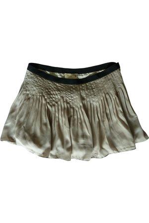 Elizabeth and James Women Skirts - \N Silk Skirt for Women