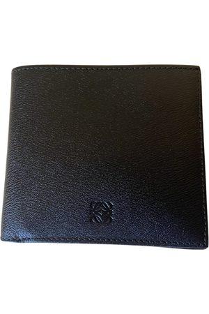 Loewe Men Wallets - VINTAGE \N Leather Small Bag, Wallet & cases for Men