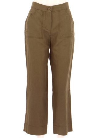 Sonia by Sonia Rykiel \N Linen Trousers for Men